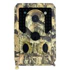 Offres Flash ZANLURE PR400 12MP 1080P 3 Sensor Heads Infrared Hunting Camera Surveillance Night Vision