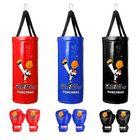 Promotion Boxing Bag Children Sandbag Gloves Set Home Sports Junior Trainning Punching