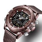 Meilleurs prix NAVIFORCE 9153 Waterproof Dual Display Watch