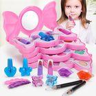 Acheter Cosmetic Princess Makeup Set Kit For Kids Girls Eyeshadow Lip Gloss Blushes Toys