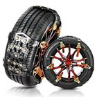 Acheter au meilleur prix MATCC Winter Car Tire Snow Chain Black 6 Pack Wrench Gloves