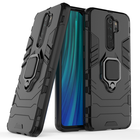 Good price Bakeey Armor Magnetic Card Holder Shockproof Protective Case For Xiaomi Redmi Note 8 PRO