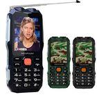 Bon prix MAFAM D2016 2.8 inch 3000mAh Magical Voice Military Antenna Analog TV Dual Flashlight feature Phone