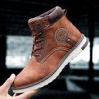 Meilleur prix Non-Slip Wear Resistant Casual Outdoor Leather Boots