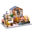 Bon prix DIY Cottage Creative Gifts Original Dream Assembled Kids Toys Doll House