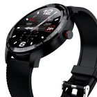 Promotion Microwear L9 Full Round Touch Screen Stainless Steel Bezel ECG Heart Rate O2 IP68 Facebook Display Business Smart Watch