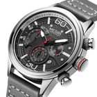 Promotion Megir 2110 Luminous Display Chronograph Quartz Watch