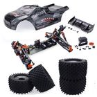 Bon prix ZD Racing 9021 V3 1/8 4WD 80km/h Brushless RC Car Frame Kit without Electronic Parts