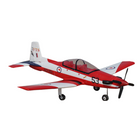 Bon prix Hookll PILATUS PC-9 PC9se 1200mm Wingspan EPO RC Airplane Fixed Wing Low-Winged Training Aircraft KIT/PNP