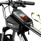 Promotion WILD MAN EVA+PU Waterproof Cycling Bag Bike Bag Bicycle Front Beam Bag