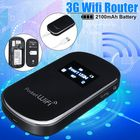 Offres Flash 3G Router GP02 Portable WiFi 3G 2100MHz Professional Encryption Hotspot WiFi Repeater Wireless Router MiFi