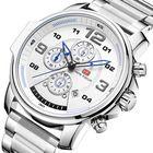 Acheter au meilleur prix MINIFOCUS 0229G Full Steel Business Style Men Wristwatch