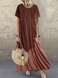Bohemian Lace Maxi Dress