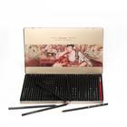 Meilleurs prix Marco 3220 48 Colors Colouring Black Wood Water-souble Color Pencil Iron Box Coloured Pencil Set Art Supplies