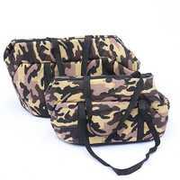 Pet Cat Dog Carrier Puppy Travel Bag Comfort Shoulder Handbag Tote Portable