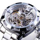 Prix de gros Forsining GMT1091 Light Luxury 3ATM Waterproof Luminous Display Fashion Men Mechanical Watch