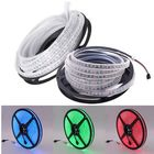 Promotion 5M 12MM SMD3535 120LED/M IP68 Silicone Tube RGB LED Strip Light for Outdoor Swimming Poor Fish Tank DC12V