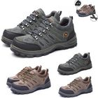 Meilleurs prix TENGOO Men's Safety Shoes Work Shoes Steel Toe Breathable Climbing Hiking Outdoor Boots Sneakers