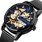 Acheter SKMEI 9199 Waterproof Luminous Display Mechanical Watch