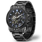 Meilleurs prix MEGIR 2108 Luxury Big Dial Waterproof Business Men Watch