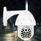 Cheap Discount GUUDGO 21 LED IP Camera 8X Zoom WiFi Dome Surveillance Camera Full Color Night Vision IP66 Waterproof Pan/Tilt Rotation