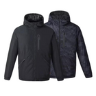 Bon prix [FROM XIAOMI YOUPIN] Uleemark IP64 Men Winter Rechargeable Adjustable Electric Heated Jacket Coats Washable Waterproof Rainproof Soft Down Jacket