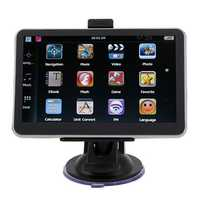Car GPS Navigation 5 Inch HD Touch Screen YL-710 MTK FM AV BT