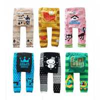 Cute Cartoon Animal Style Baby Kids Cotton Leggings PP Pants Series F Baby Clothing