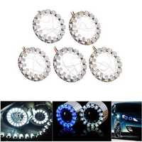 85mm High Power Super Bright COB Led Car Angel Eye Ring Light Headlight