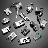 14pcs Domestic Sewing Machine Presser Feet Set For Janome Brother Singer