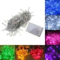 50M 500 LED String Fairy Light Christmas Wedding Party Festival 110V