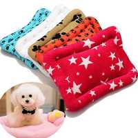 S Pet Dog Cat Warm Soft Mat Cushion Pad Nest Bed Kennel
