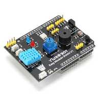 Multifunction Expansion Board DHT11 LM35 Temperature Humidity For Arduino UNO