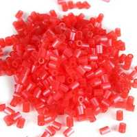 1000pcs 2.6mm Colorful Mini Soft Iron Fuse Beads Hama Beads DIY Jewelry