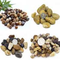80g DIY Micro Landscape River Stone Decoration Garden Succulent Plants Flower Pot Decor