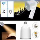 Meilleurs prix 8GB Quran bluetooth Speaker E27 LED Bulb Wireless Loudspeaker Double Mode Lamp + Remote Control + Adapter AC100-240V