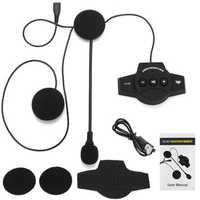 Motorcycle Helmet Interphone CSR bluetooth GPS Wireless Headset Hifi