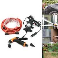 12V 100W High Pressure Self-Priming Electric Car Portable Wash Washer Water Pump