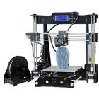 Meilleurs prix TRONXY® P802M DIY 3D Printer Kit 220*220*240mm Printing Size Support Off-line Print 1.75mm 0.4mm