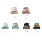 Les plus populaires TOSWIM Lovely Double-sided Sunscreen Kid's Hat Children Fashion Summer Sun UV Protection Visor Cap From XIAOMI Youpin
