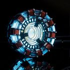 Meilleurs prix MK1 Acrylic Remote Ver. Tony DIY Arc Reactor Lamp Kit Remote Control Illuminant LED Flash Light Heart Set