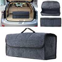 Car Seat Back Storage Bag Rear Travel Organizer Holder Interior Bag Box