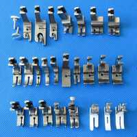 25 Presser foot set for JUKI DDL-5550 8500 8700 9000 Industrial Sewing Machine