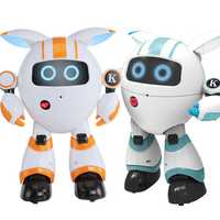 JJRC R14 KAQI-YOYO 2.4G Smart RC Robot Programmable Sing Robot Toy 15% OFF COUPON: B1415