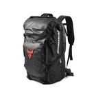 Prix de gros MOTOCENTRIC Travel Motorcycle Seat Tail Bag-Dual Use Motorcycle Backpack Waterproof PU Luggage Motorbike Helmet Storage Bags