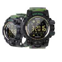EX16S Stopwatch Call Message Remind Smart Digital Watch