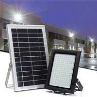 150 LED Solar Powered Flood Light Motion Sensor Light Control Wall Lamp for Outdoor Garden Path
