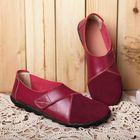 Prix de gros Women Flats Shoes Slip on Comfortable Loafers Shoes