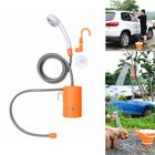 Les plus populaires IPRee® Outdoor Electric Shower Nozzle Sprinkler Self-priming Water Pump Car Clean Camping Travel