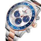 Prix de gros NAVIFORCE 9147 Waterproof 24 Hours Full Steel Men Watch